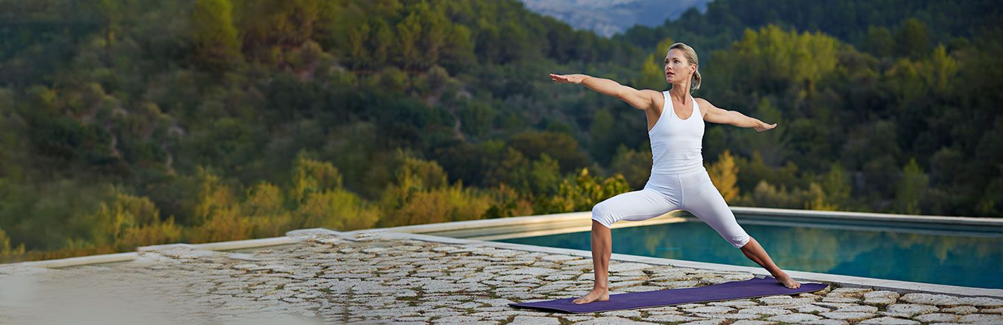 woman doing yoga-feature image